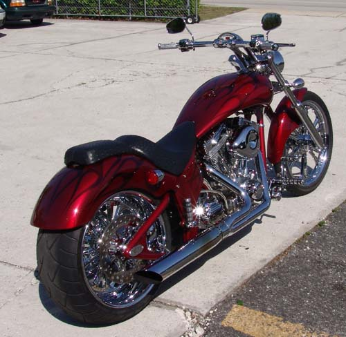 2004 American Iron Horse Outlaw FOR SALE
