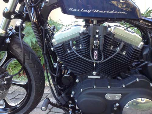 2012 Harley-Davidson 1200X Forty-Eight