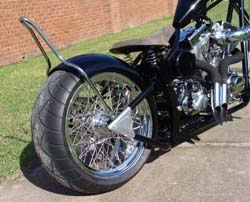David A's Hardcore Softail 260