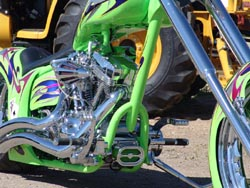 Harley Chopper 280mm Single Sided