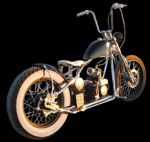 Hardknock Mini Motorcycle