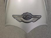 Customized 2003 HD Chopper Graphics