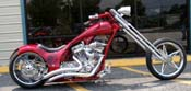 FOR SALE Single Sided Swingarm Softail Luxury Series Chopper