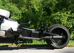 Replica of the Bat-Pod™