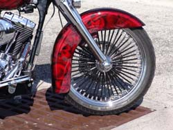 Randy M's Customized Road King