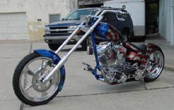 2002 RSD Softail by Dave Welch