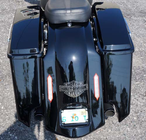 Ricardo's Customized Road Glide