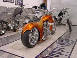 Customized Fatboy