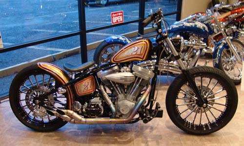 Jesse Rooke Design by Swift Motorcycle