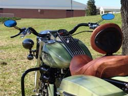 Scott's Road King Vintage Military Aircraft Influenced