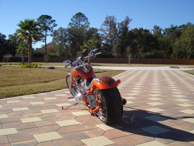 2004 Wild West Motorcycle FOR SALE